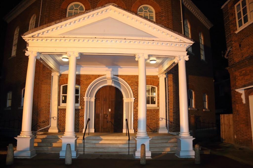 The Octagon Chapel Norwich