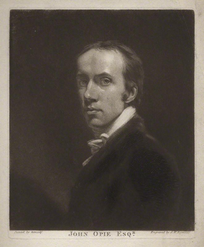 John Opie Self-portrait